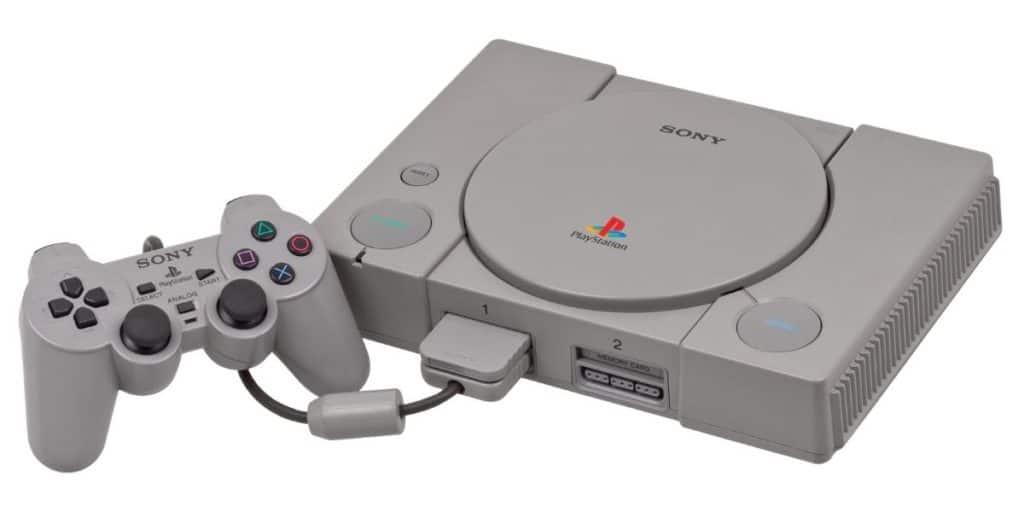 PS1 模擬器