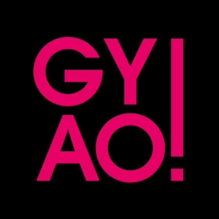 gyao 台灣